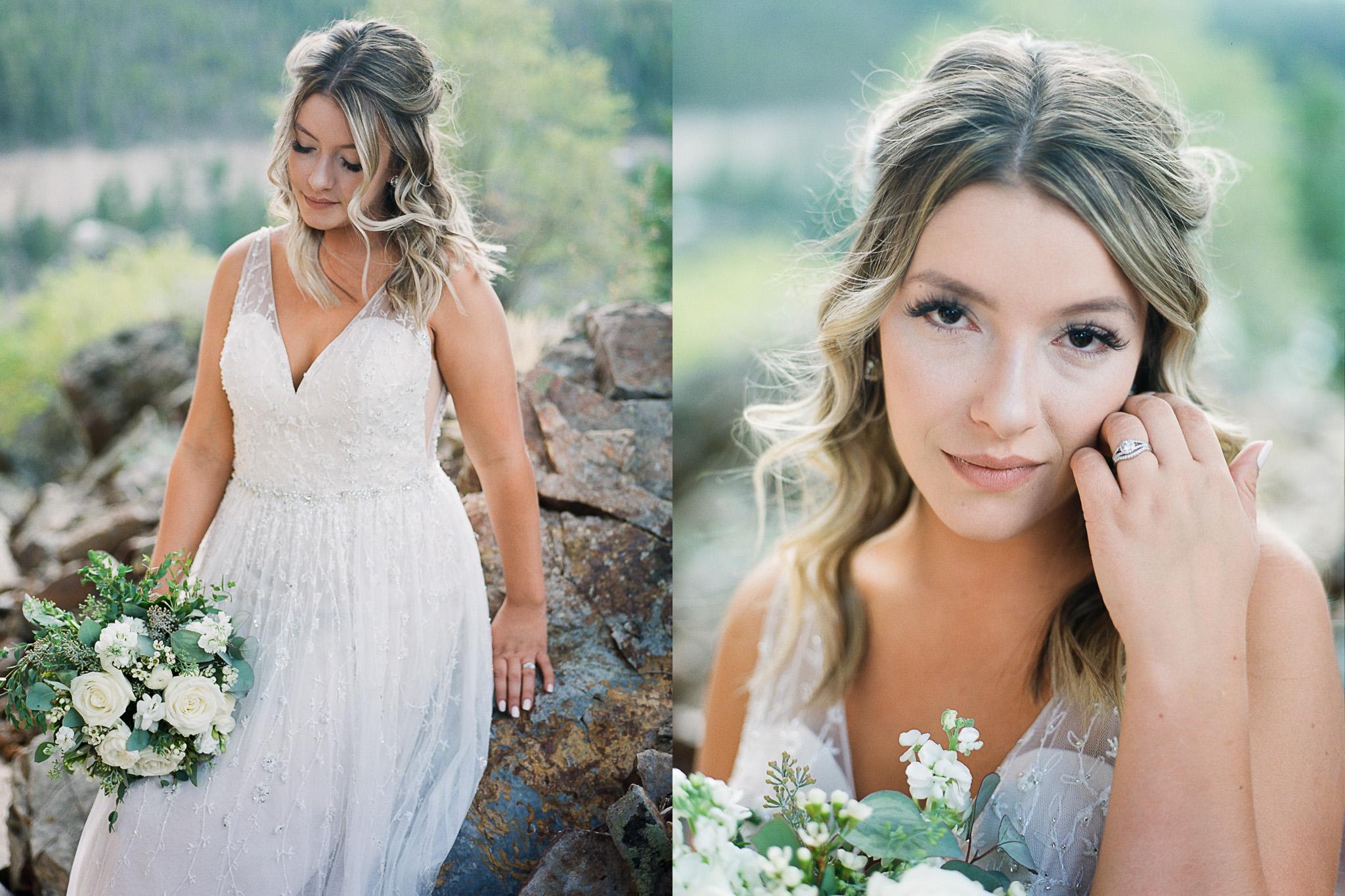 Colorado Mountain Wedding Fine Art Film Photography Dillon Colorado-09.jpg