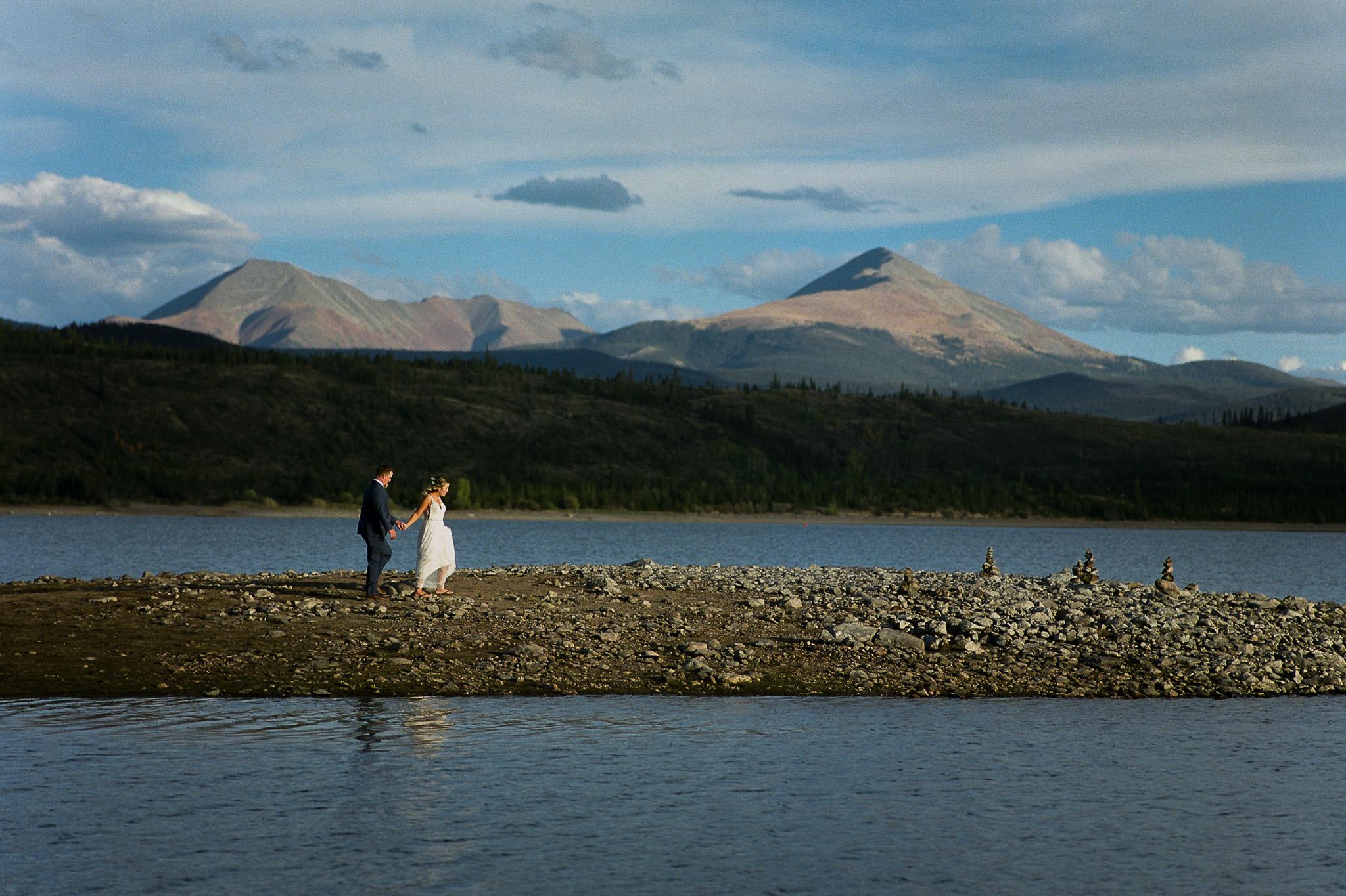 Colorado Mountain Wedding Fine Art Film Photography Dillon Colorado-16.jpg