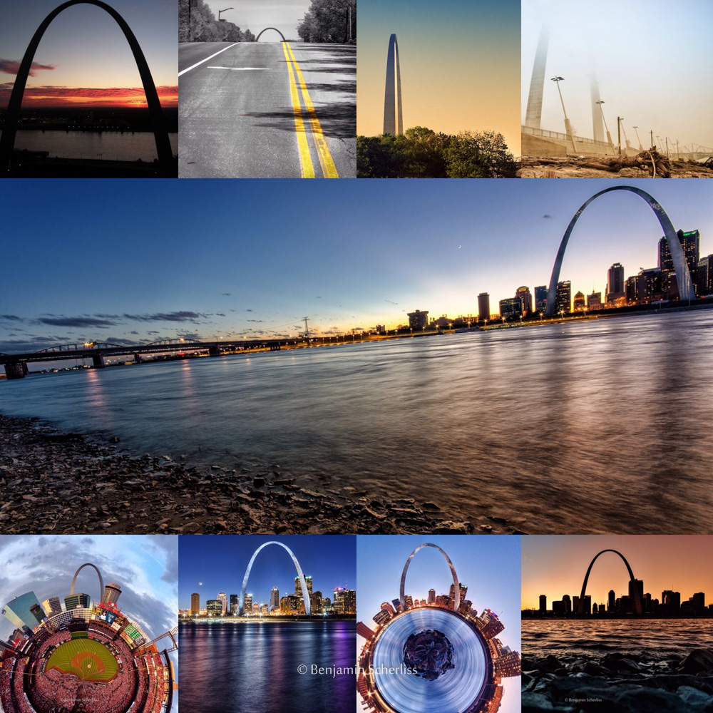 Arch Collage
