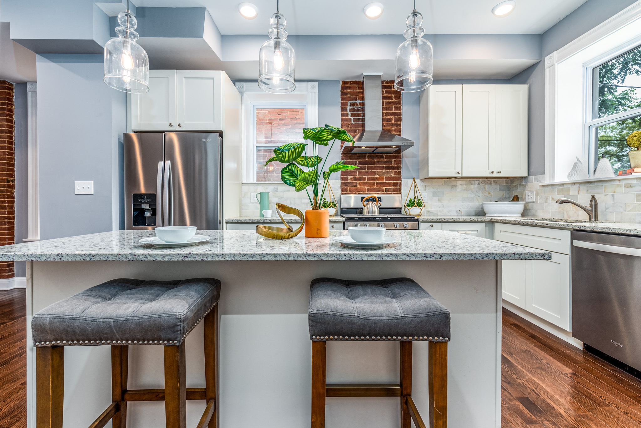 Kitchen remodel in Tower Grove