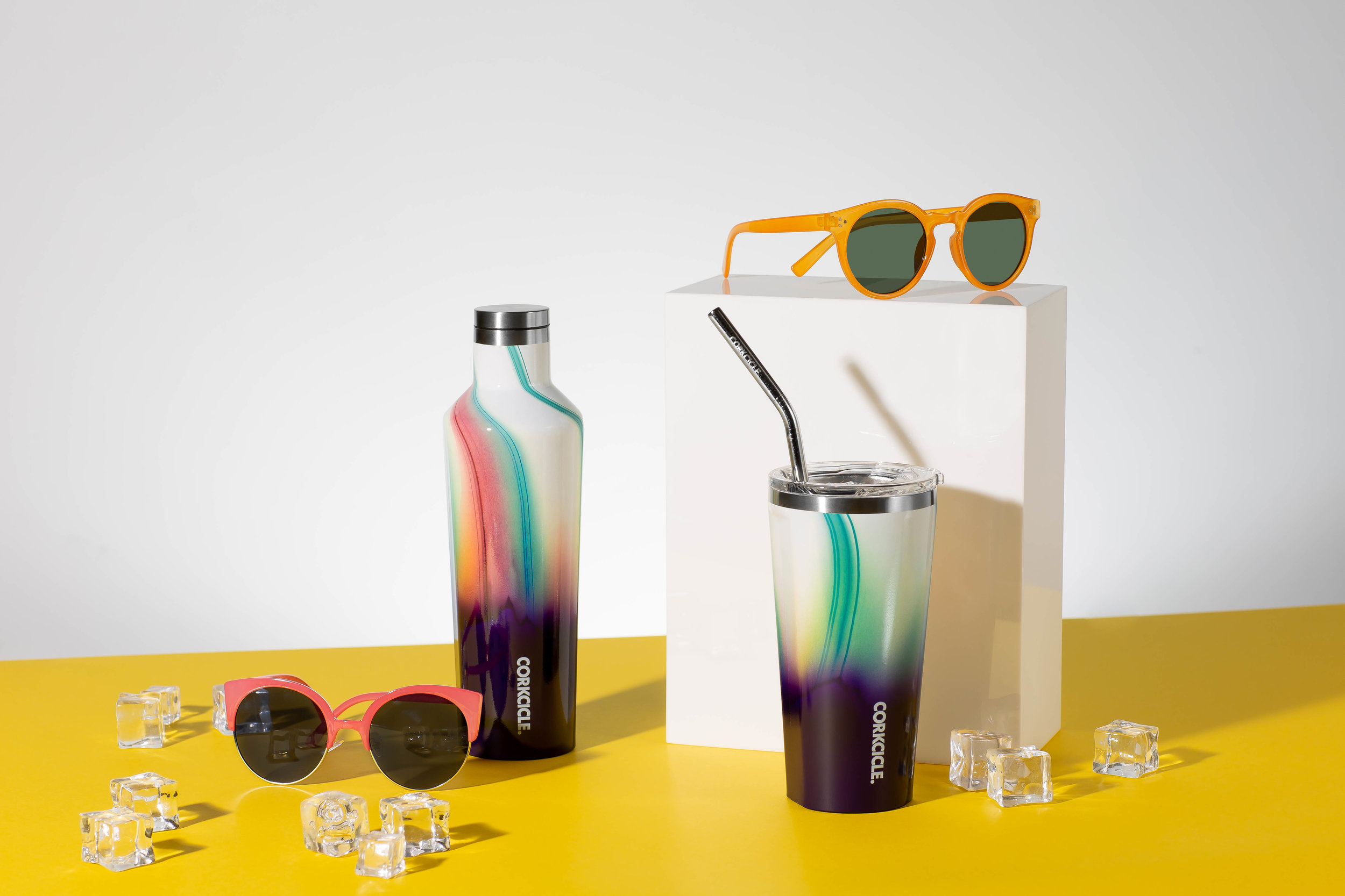 Corkcicle: The sun never sets on cool.