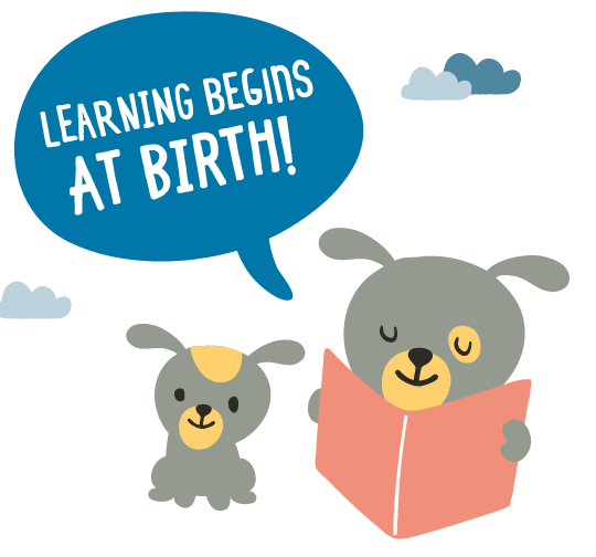 Sign up for early learning tips -