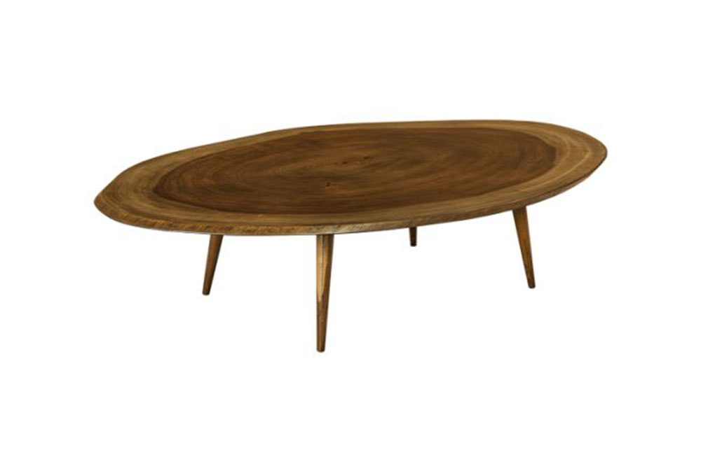 "COFFEE TABLE 3884   APPROXIMATELY W50.5"" / D28"" /  H13.5"""