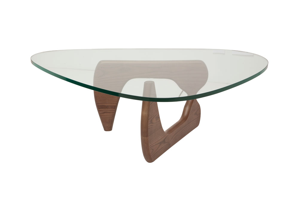 """COFFEE TABLE 3864   W42.75"""" / D29"""" / H15.5"""" / glass H0.75"""""""