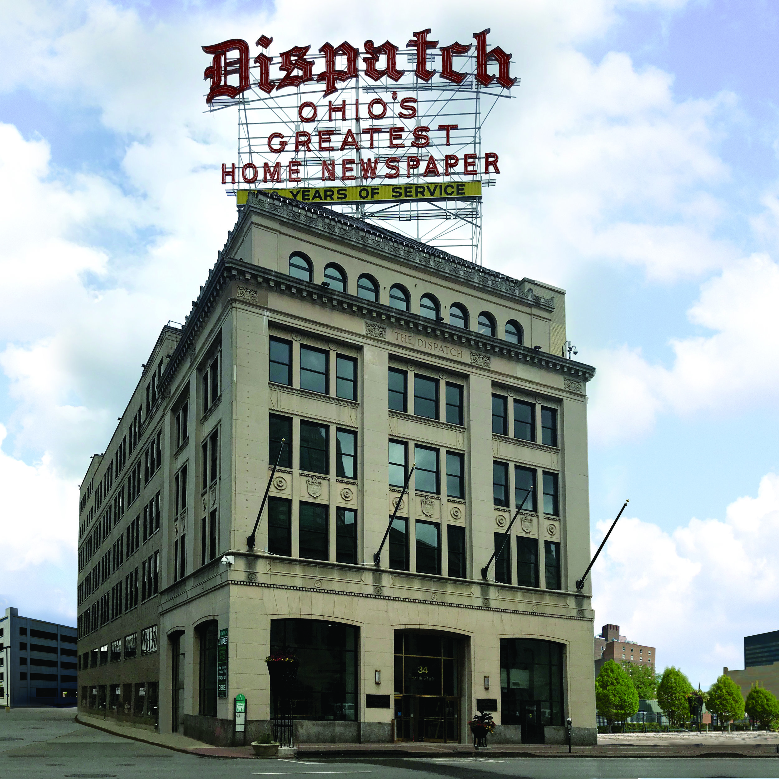 Columbus Dispatch Building