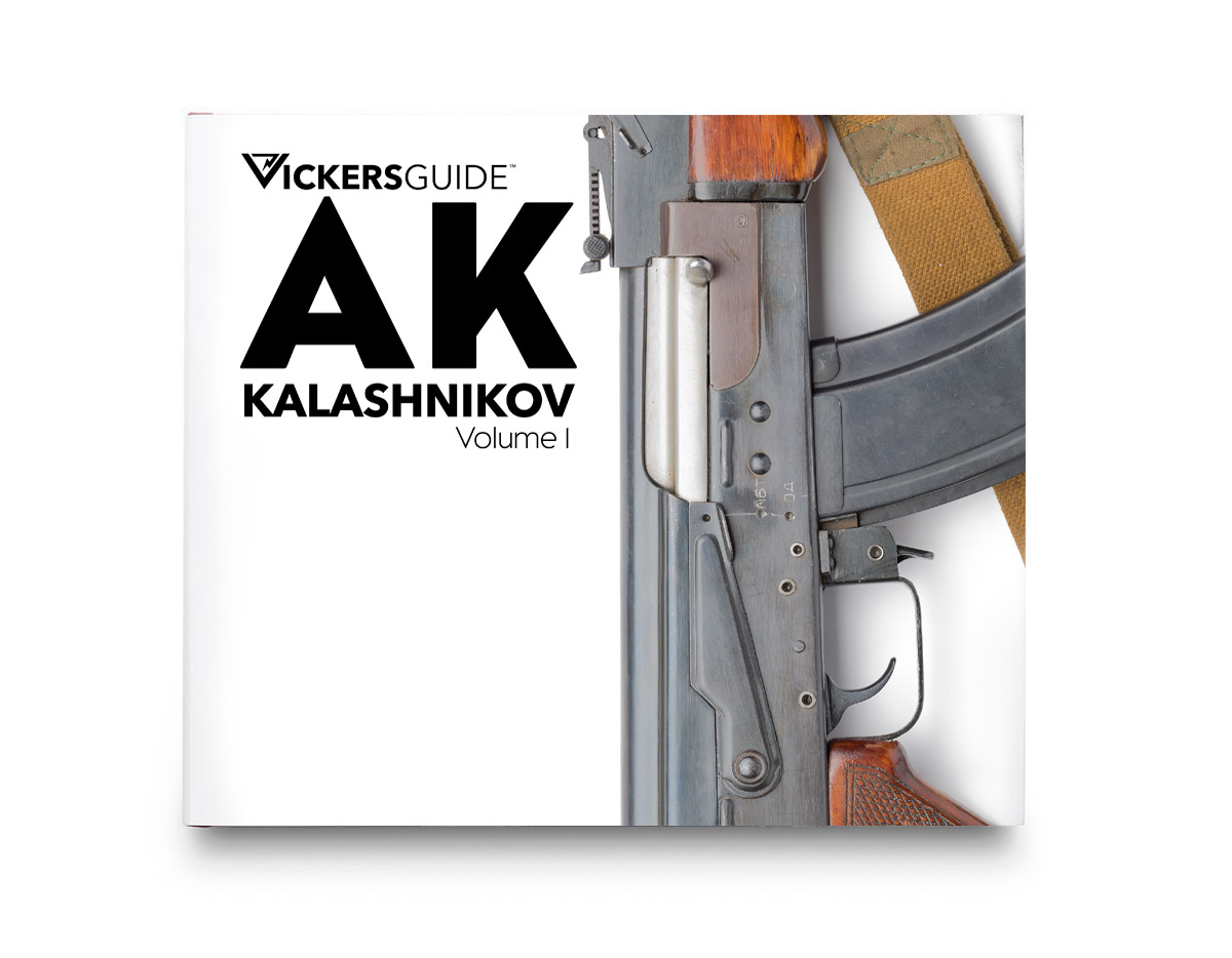 AK-47 and AKM Variants in 7.62x39mm from around the World (Volume 1)