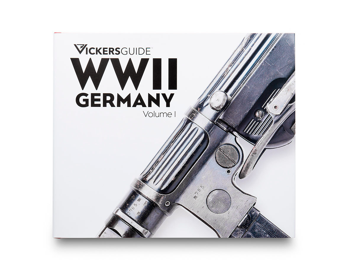VOLUME 1 : Machine Pistols, Submachine Guns, Bolt Action Service Rifles, Bolt Action Sniper Rifles, Primary Service Handguns, Foreign Service and Occupation Handguns