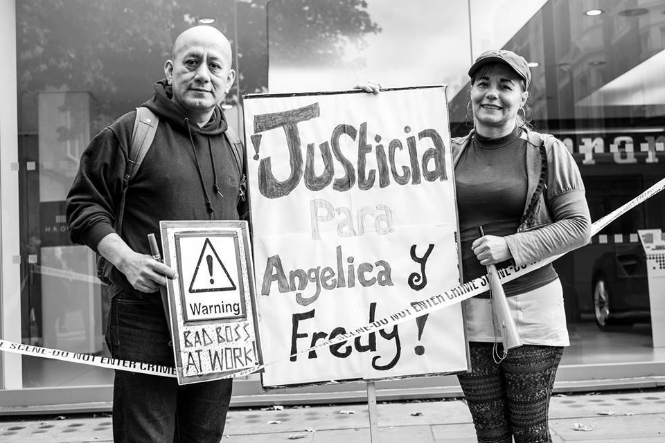Angelica & Fredy - protest pic.jpg