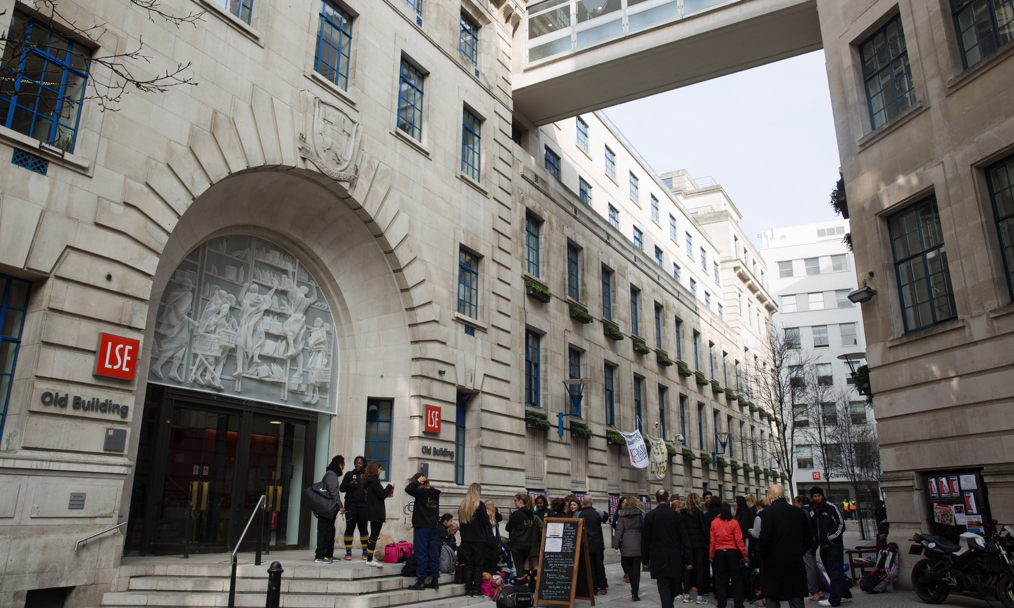 THE crime scene - The London School of Economics is located in the City of Westminster. Admission is highly competitive, and alumni include George Soros, David Rockefeller, 18 Nobel Prize winners, 53 past/present heads of state, and 46 current Lords of Parliament. No other university outside of the U.S. and India has educated more billionaires.