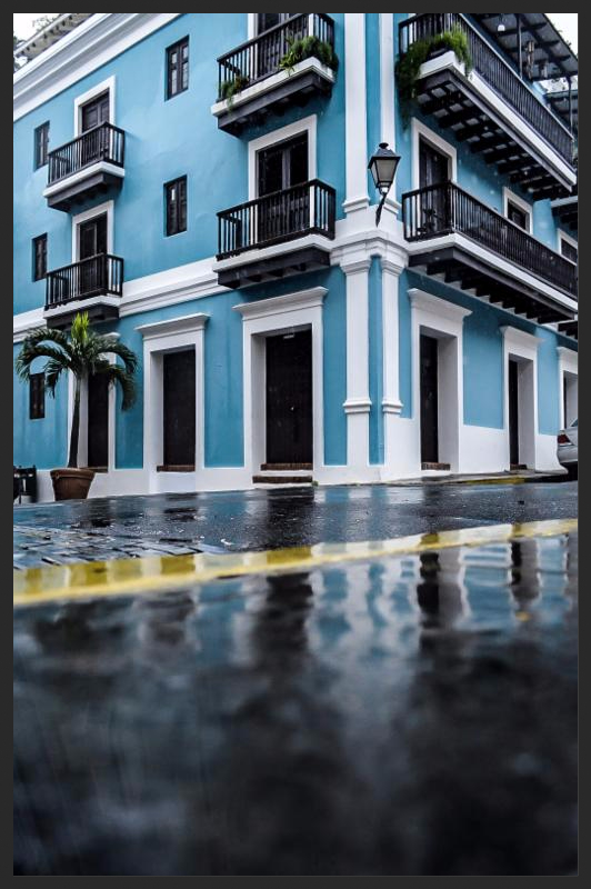 Viejo San Juan, PR by Lena del Sol Langaigne