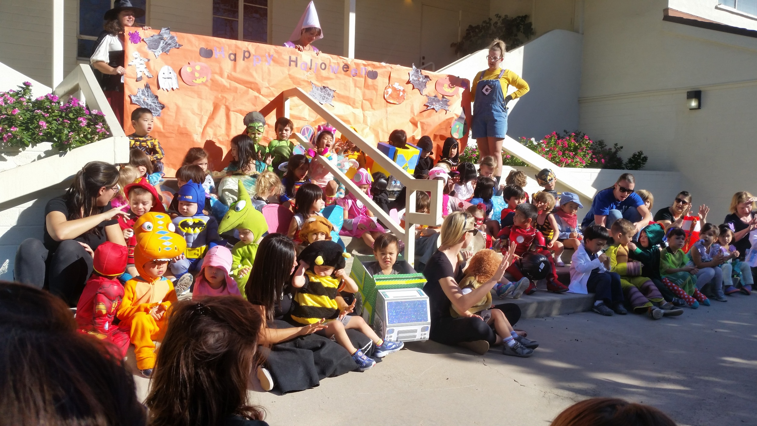 hastings ranch nursery school halloween