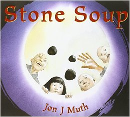 Make sure you read one of the many  Stone Soup books out there as a primer.