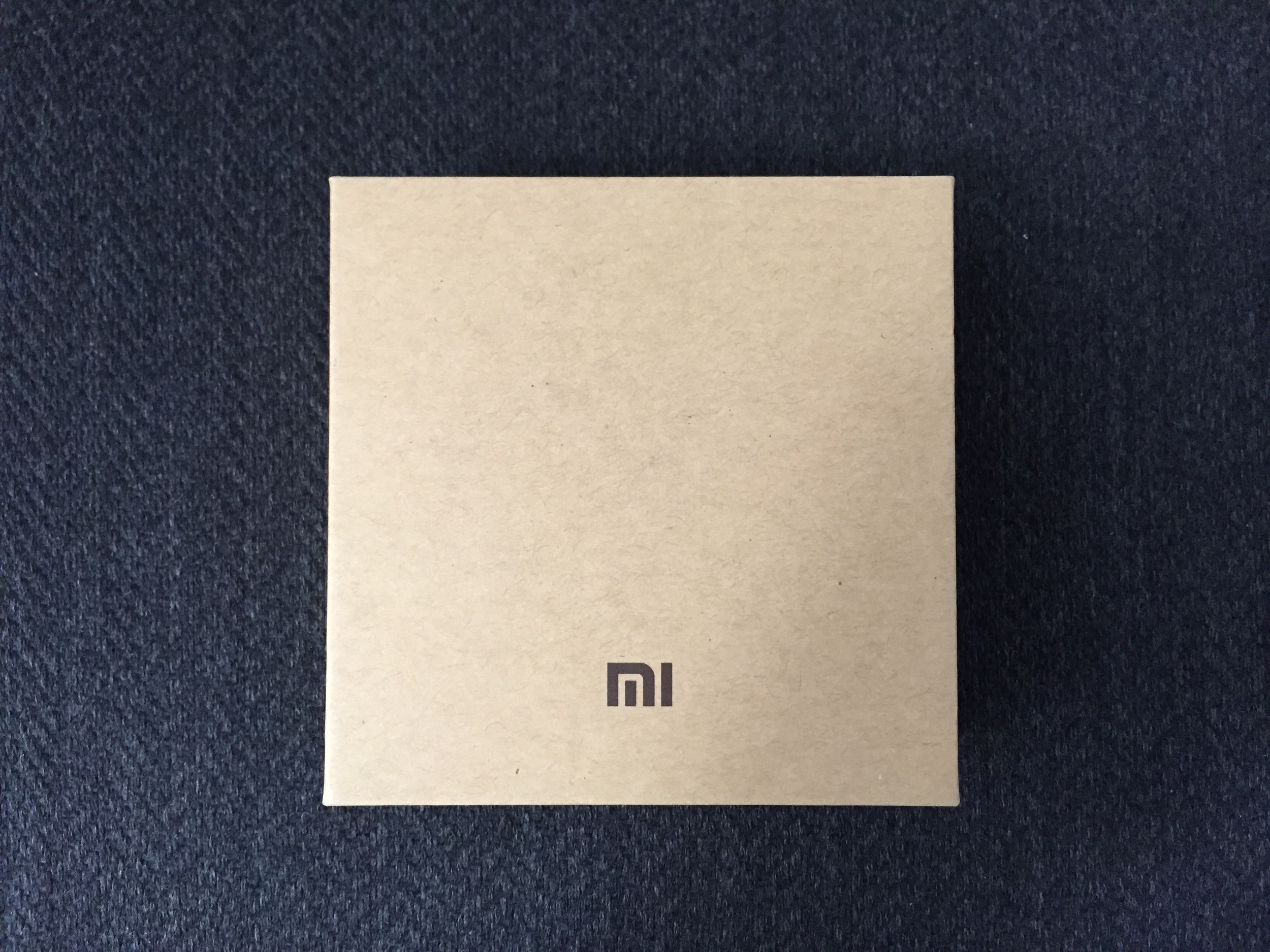 The packaging looks super profesh. Despite the price, Xiaomi really makes this feel like a $100product.