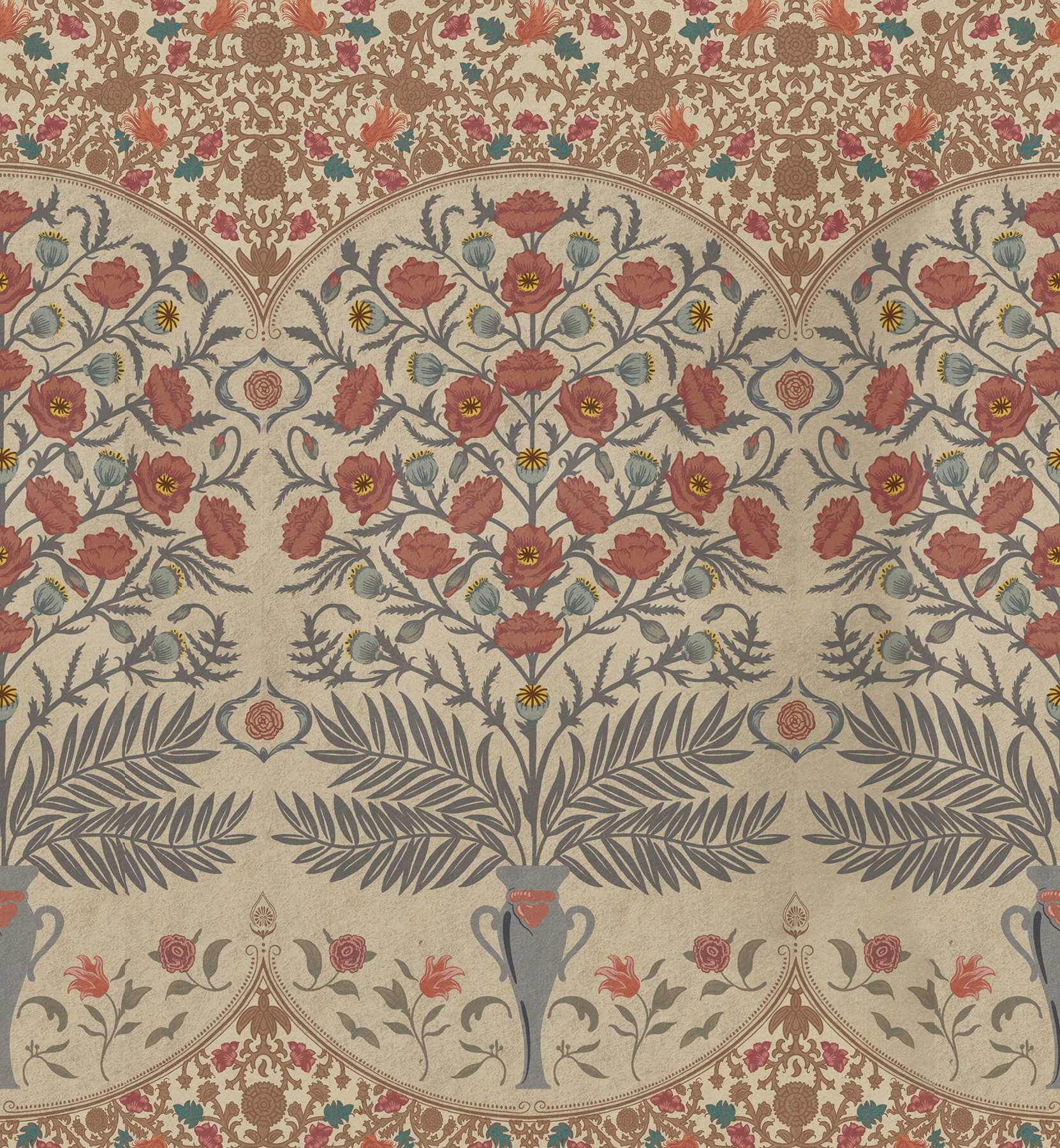 Custom fabric design - Illustration : Jakob Haglof