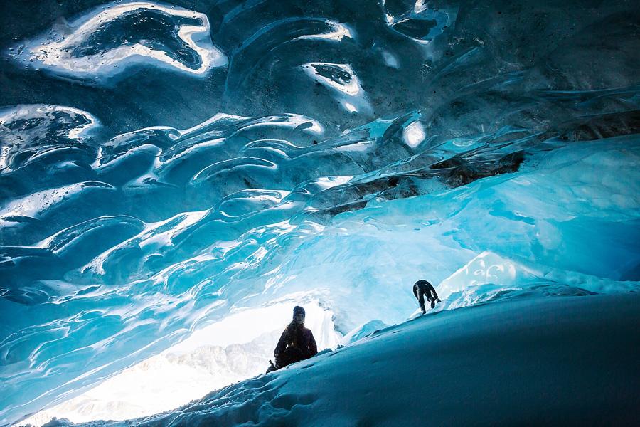 Japer National Park Ice Cave