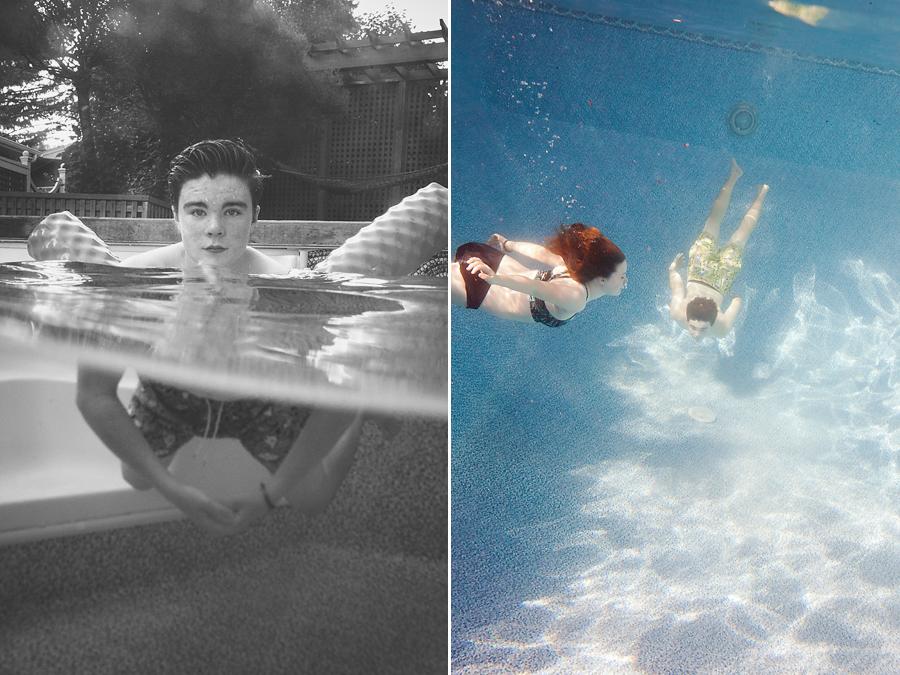 Calgary's Best Underwater Photographer