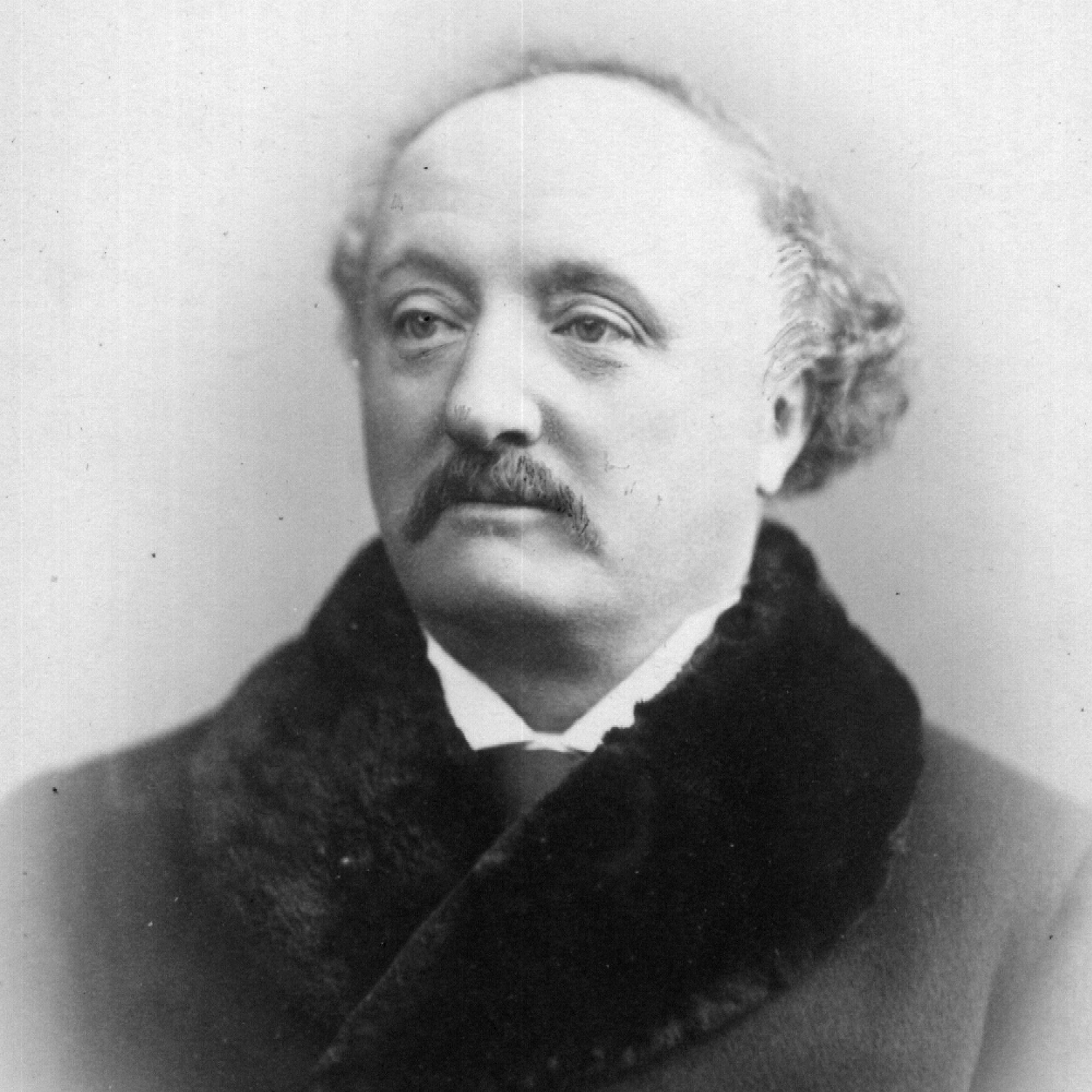 Sir John Stainer  (6 June 1840 – 31 March 1901)