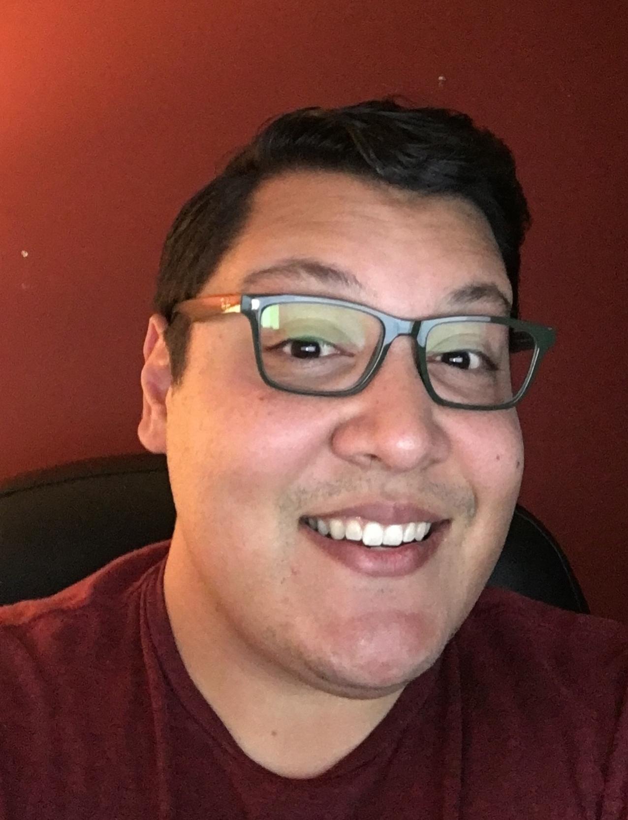 Gabriel Vazquez-Reyes, Youth & Family Ministry