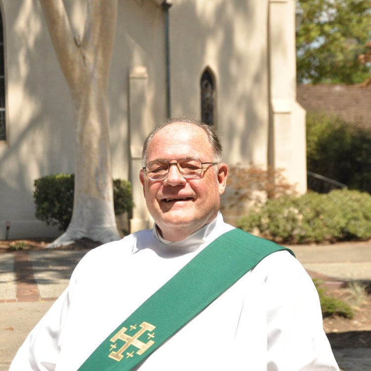 The Rev. Bill Lane Doulos, Director of Jubilee Transitional Housing