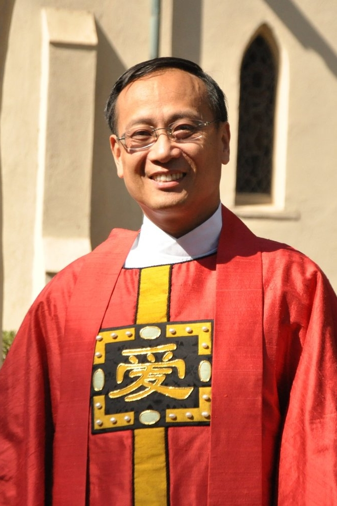 The Rev. Dr. Thomas Ni, Associate for Chinese Ministry & Executive Director of the Li Tim Oi Center
