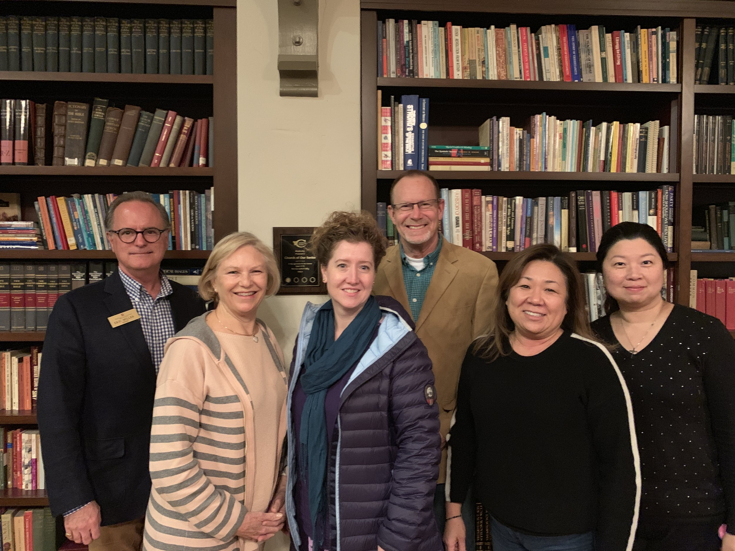 The Rector Search Committee