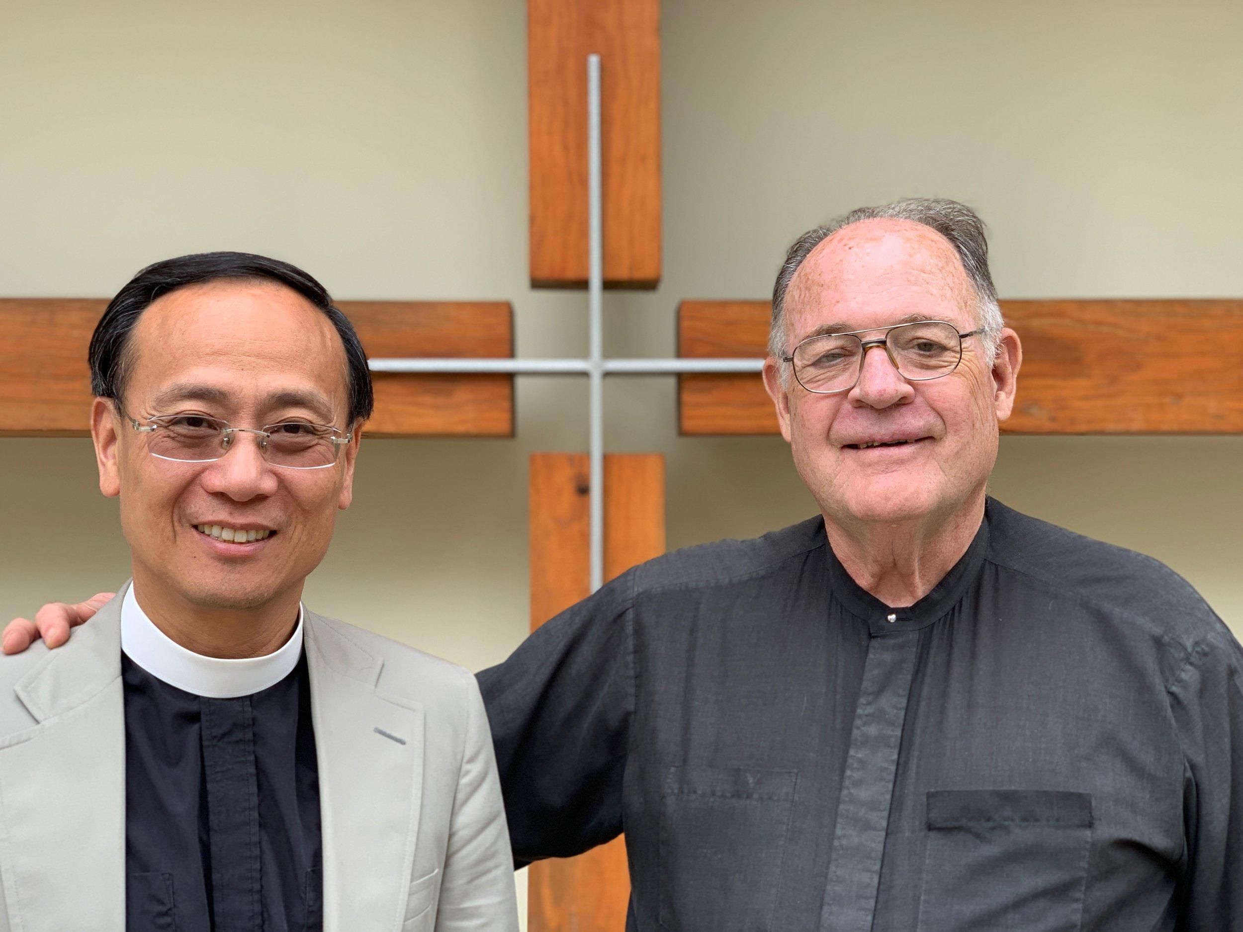 The Rev. Dr. Thomas Ni & The Rev. Bill Land Doulos