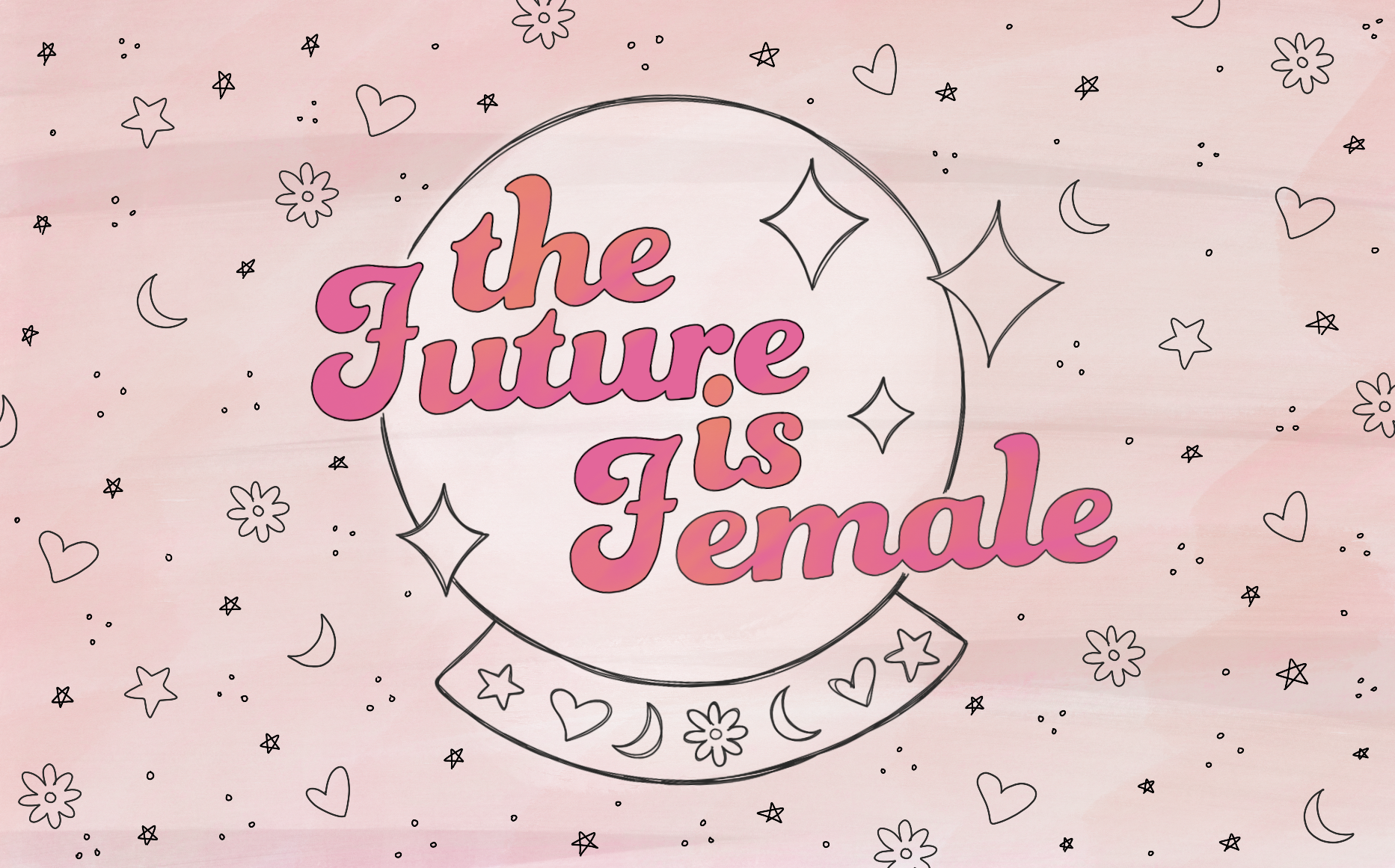 free-wallpaper-the-future-is-female