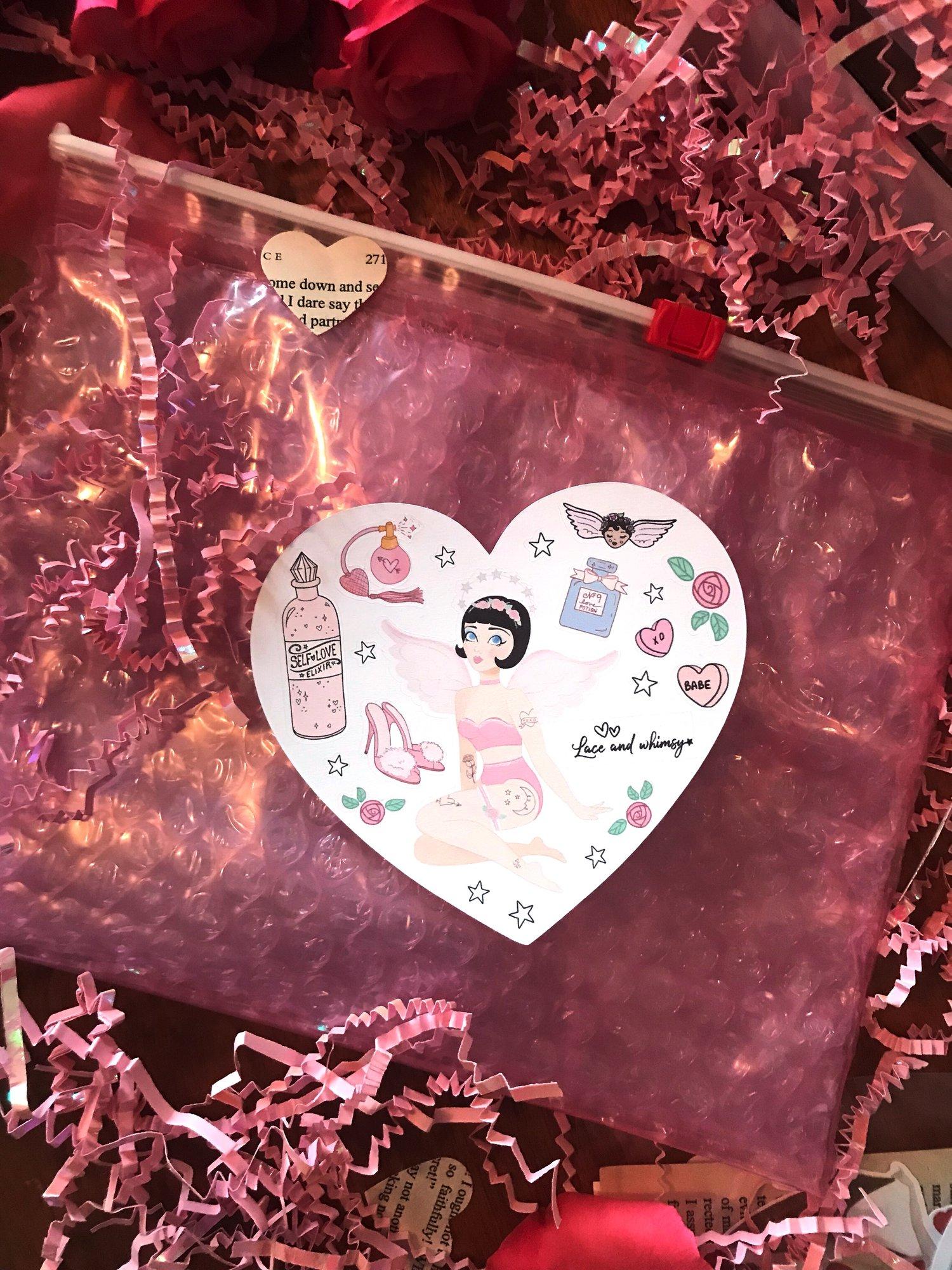 Follies of Love 03 Sticker Sheet