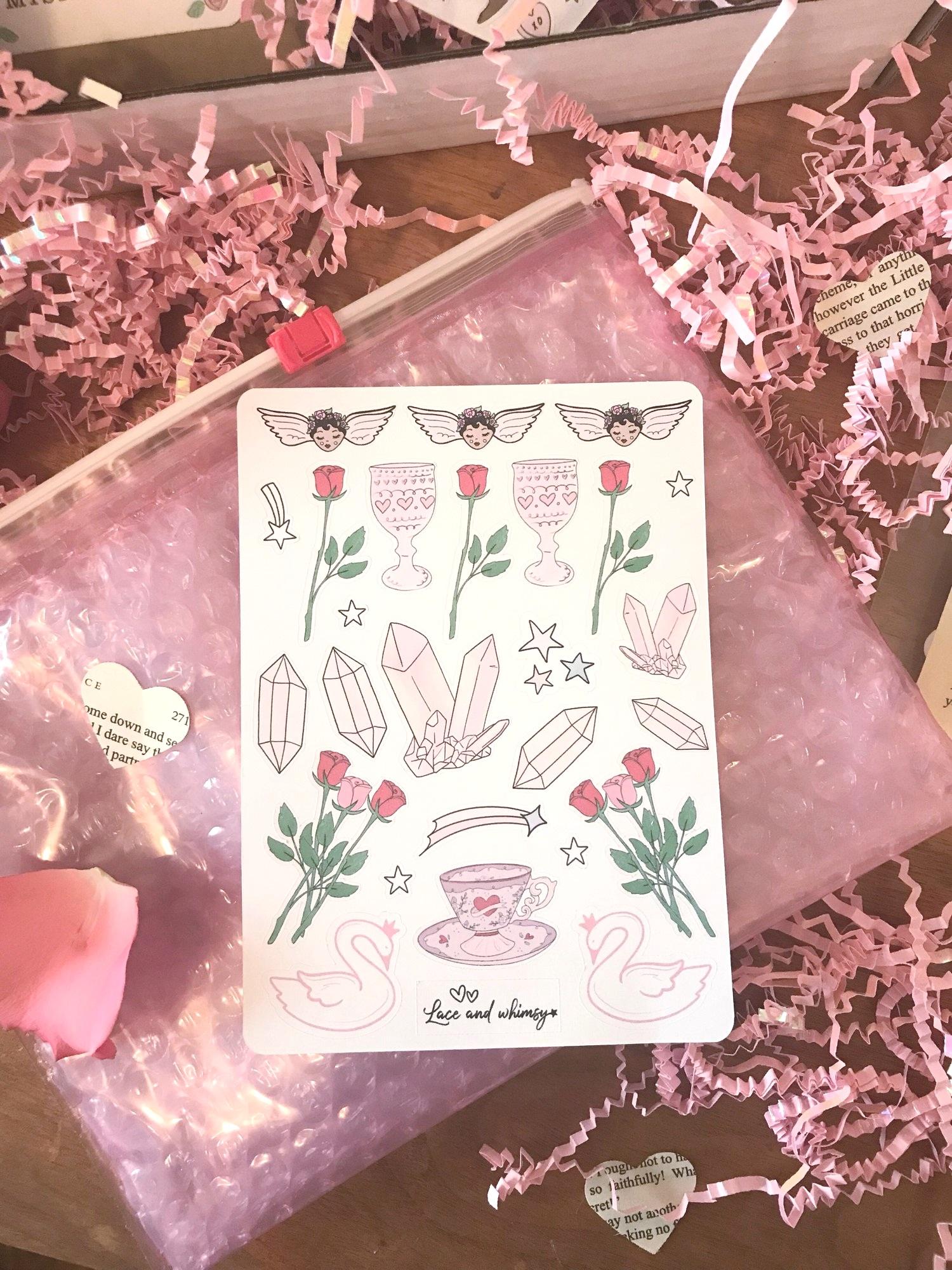 Love Spell 03 Sticker Sheet