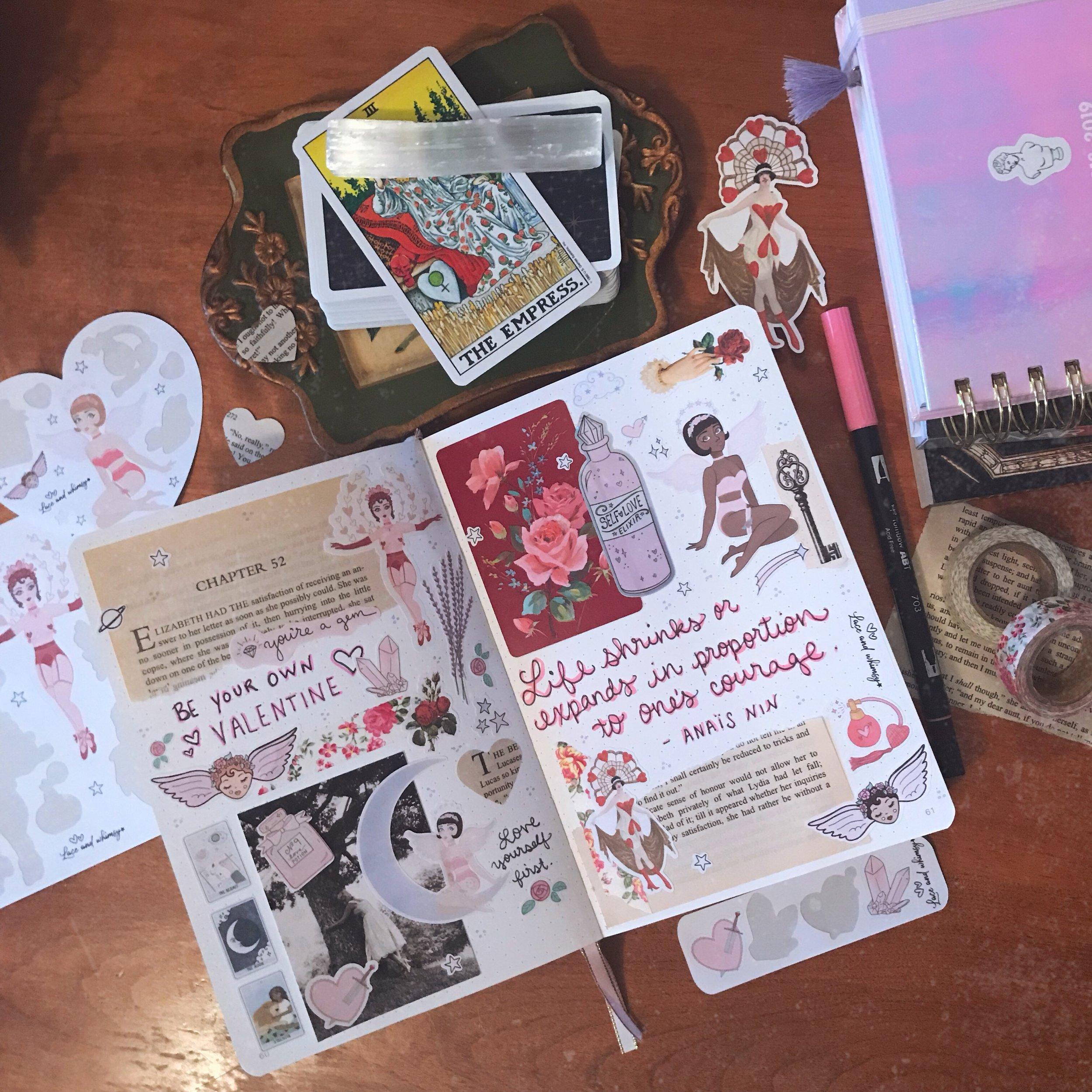 laceandwhimsy-bullet-journal-follies-of-love.JPG