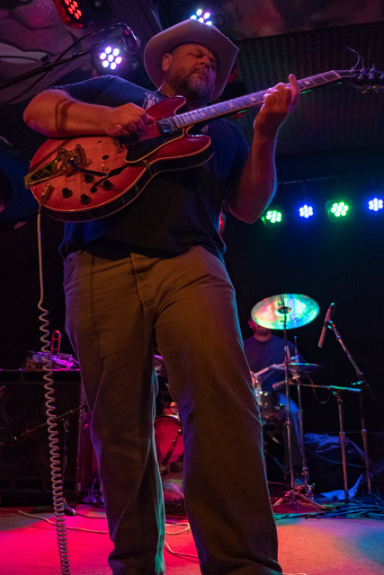 Eric Morrison & The Mysteries -