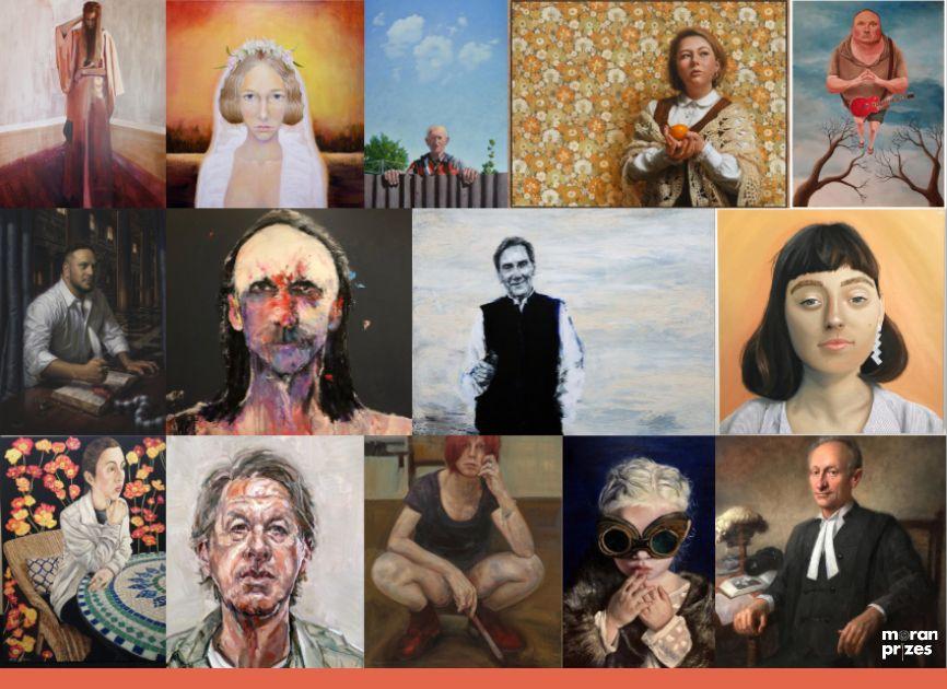 Semi-Finalist - 2018 Doug Moran National Portrait Prize