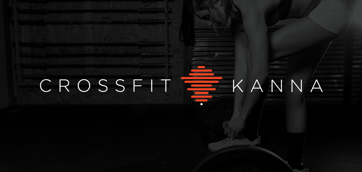 "I was presented with the opportunity to create a new brand for an emerging crossfit gym called Crossfit Kanna in Ambler, Pennsylvania. Kanna in Icelandic means ""to explore"" and keeping that in mind I wanted to convey the journey that a new member goes through. To show this visually I used simplified rock balancing, which when seen on a hiking trail means people have been there before and you are on the right path, a sediment that translates very well to crossfit greenhorns. I also wanted to use this logo to represent the 10 pillars of crossfit; Cardio, Stamina, Strength, Flexibility, Power, Speed, Coordination, Agility, Balance, and Accuracy. You can see these are shown by the 10 horizontal bars that make up the logo."