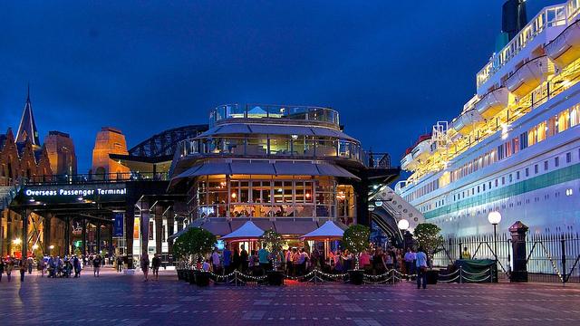 Cruise Bar, Overseas Passenger Terminal