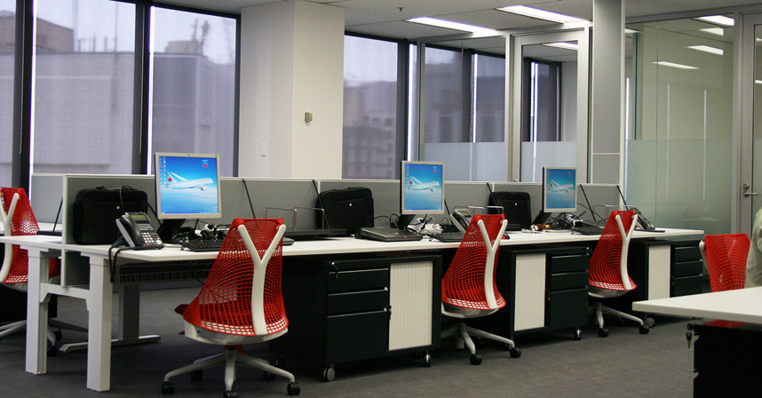 Air Canada | Project value $35K  Bligh Chambers | 25 Bligh St, Sydney