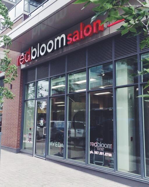 RedBloom store front East Village