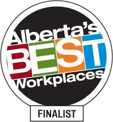 Alberta's best workplace finalist