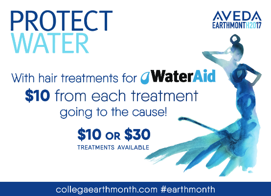 Hair Treatments for Earth Month