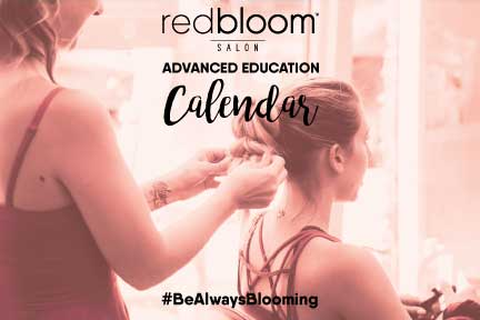 RedBloom Salon Advanced Education