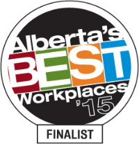 ALBERTA'S BEST WORKPLACE FINALIST