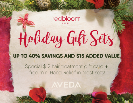 RedBloom Holiday Gift Sets 2017