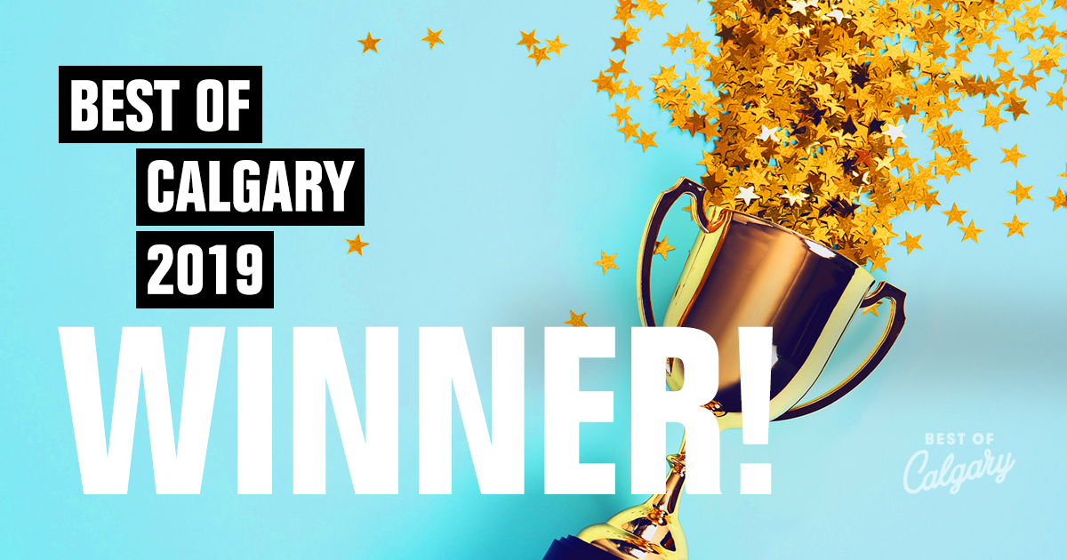 best of calgary winner 2019