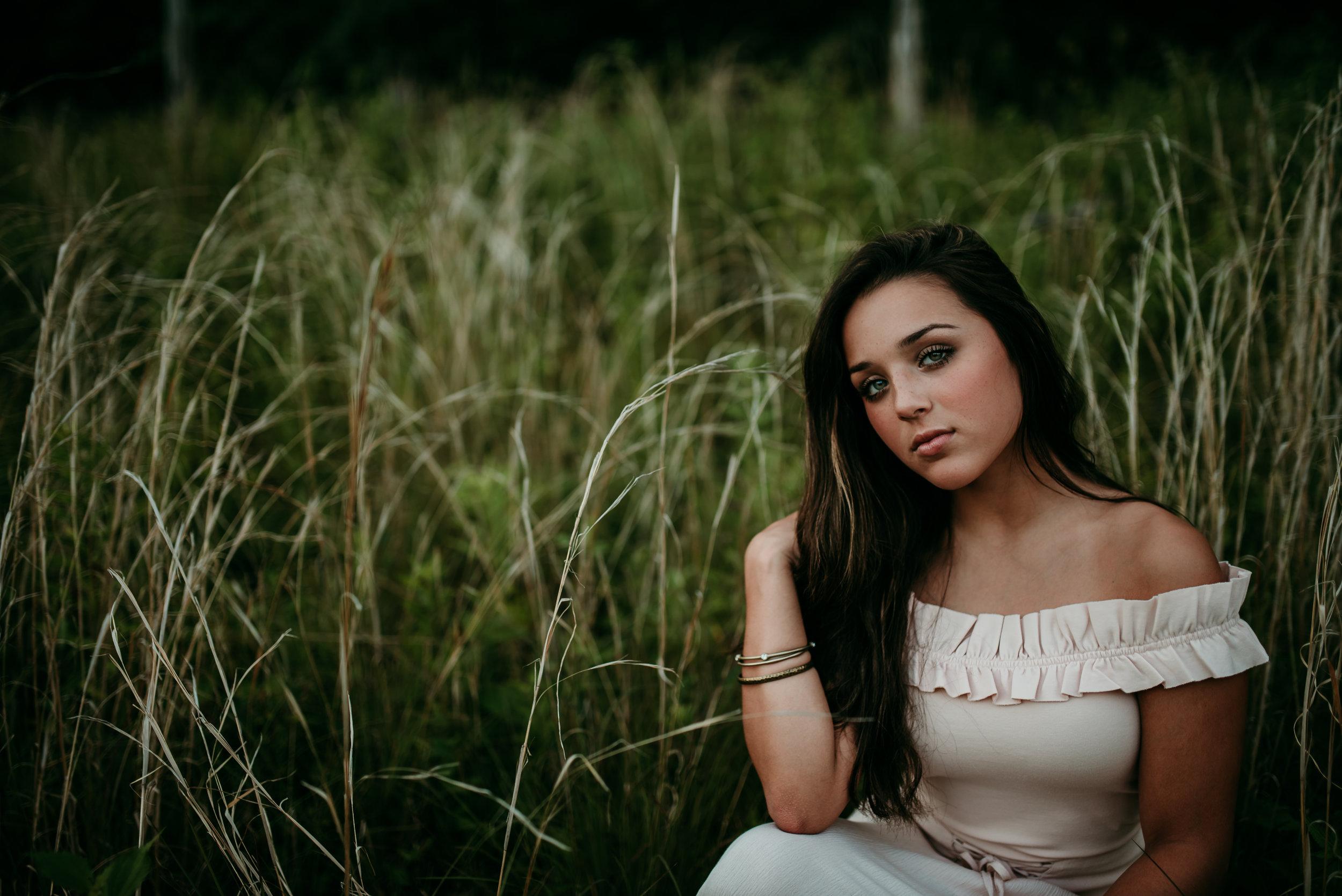 Stephanie Vasiliadis Photography | Lehigh Valley Senior Photographer | Senior Pictures | Notre Dame High School