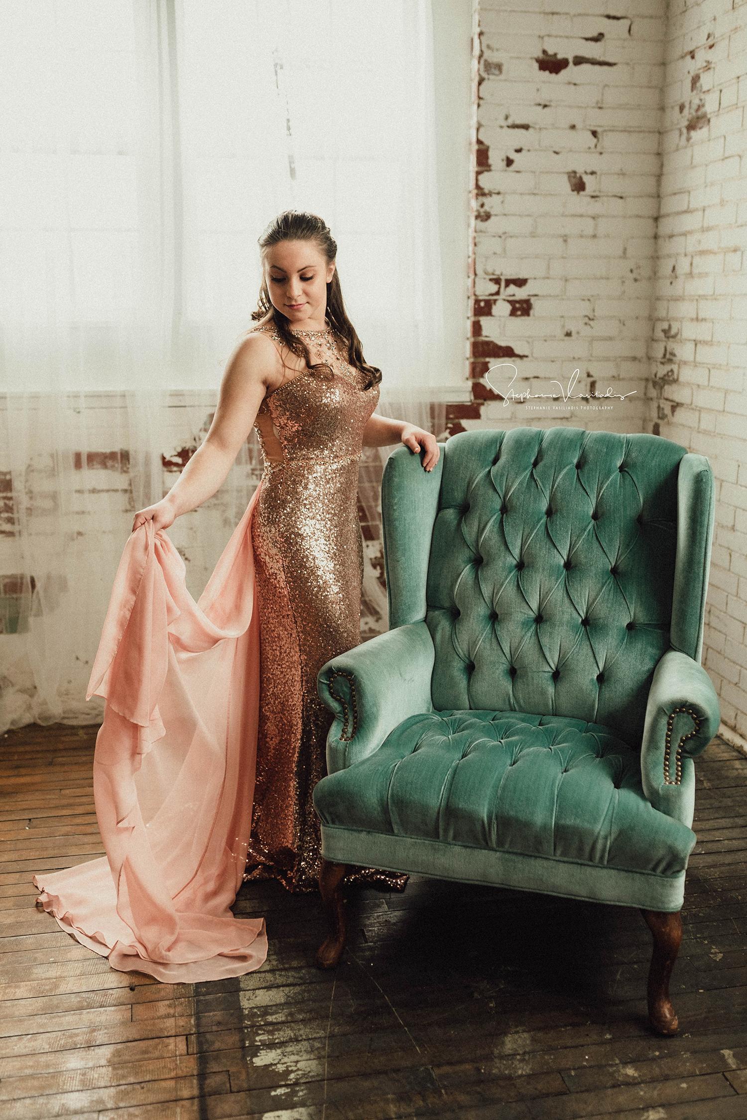 Stephanie Vasiliadis Photography | Lehigh Valley Senior Photographer | Prom 2018 | Easton Area High School