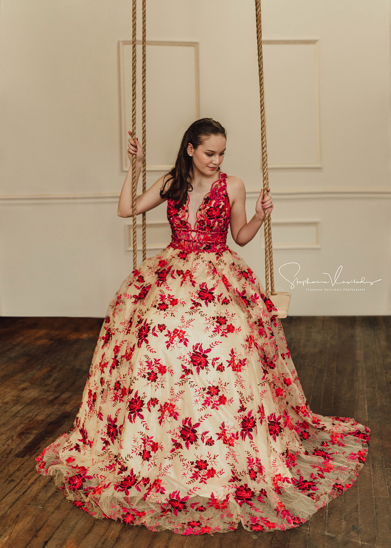 Stephanie Vasiliadis Photography | Lehigh Valley Senior Photographer | Prom 2018 | Notre Dame High School