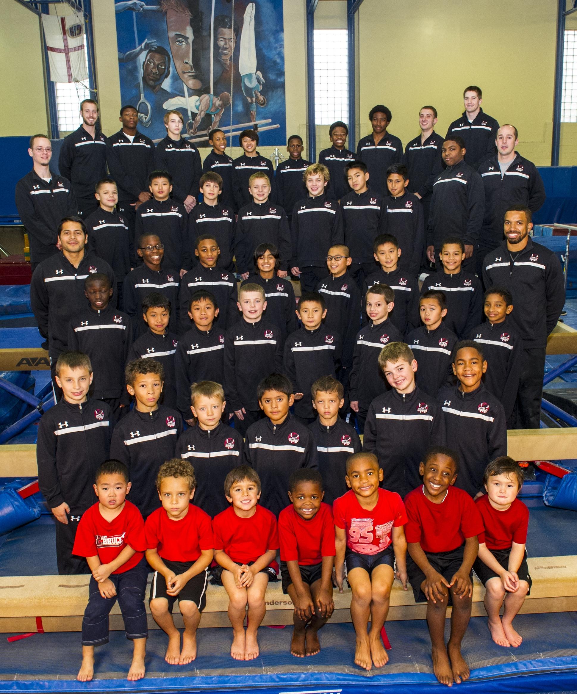 2014-2015 Fairland Team