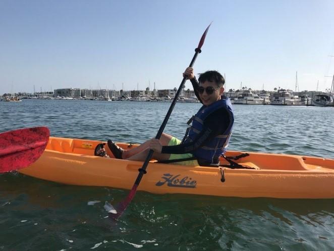 At Marina Del Ray