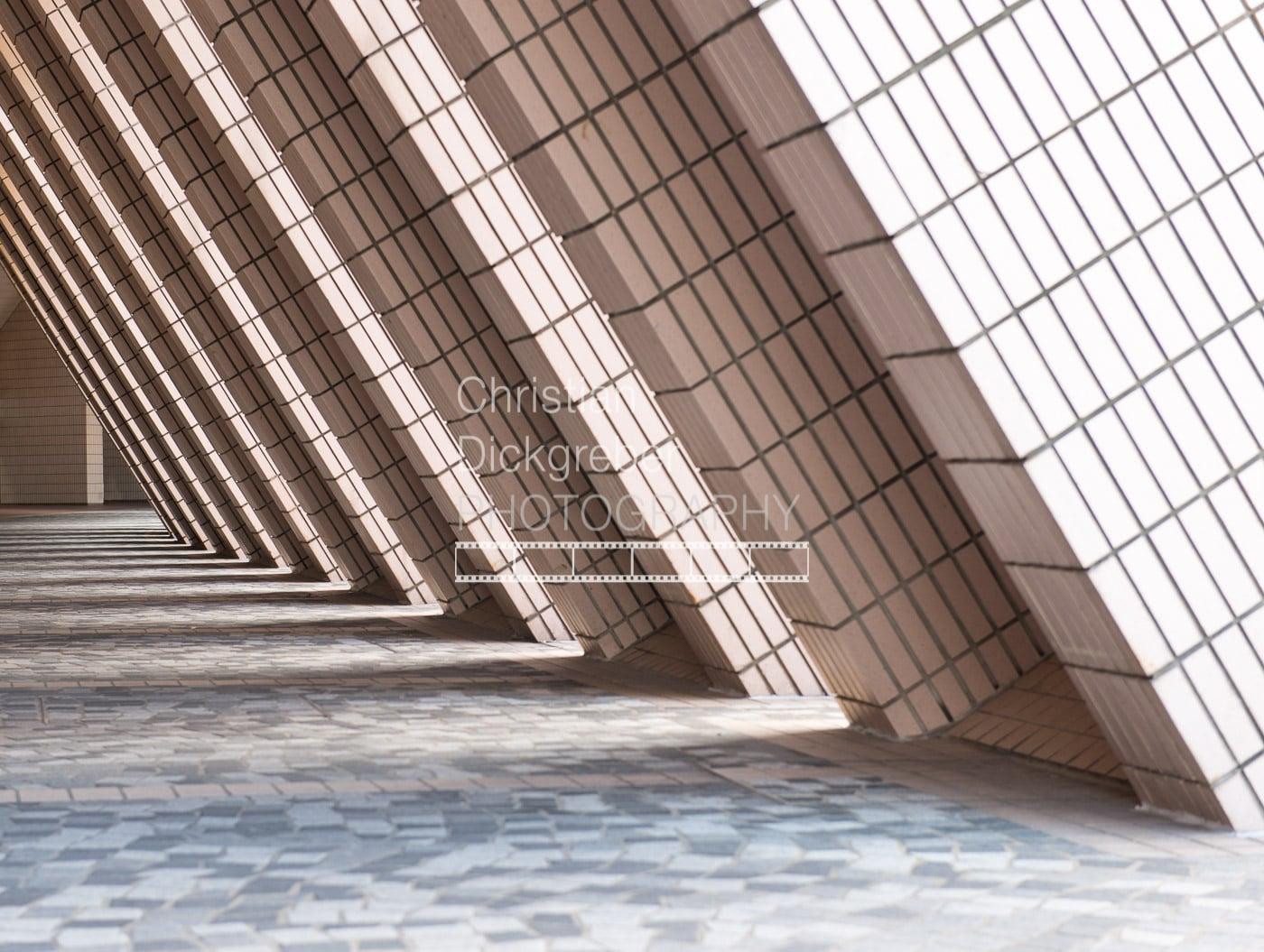 Arches - Hong Kong Cultural Centre