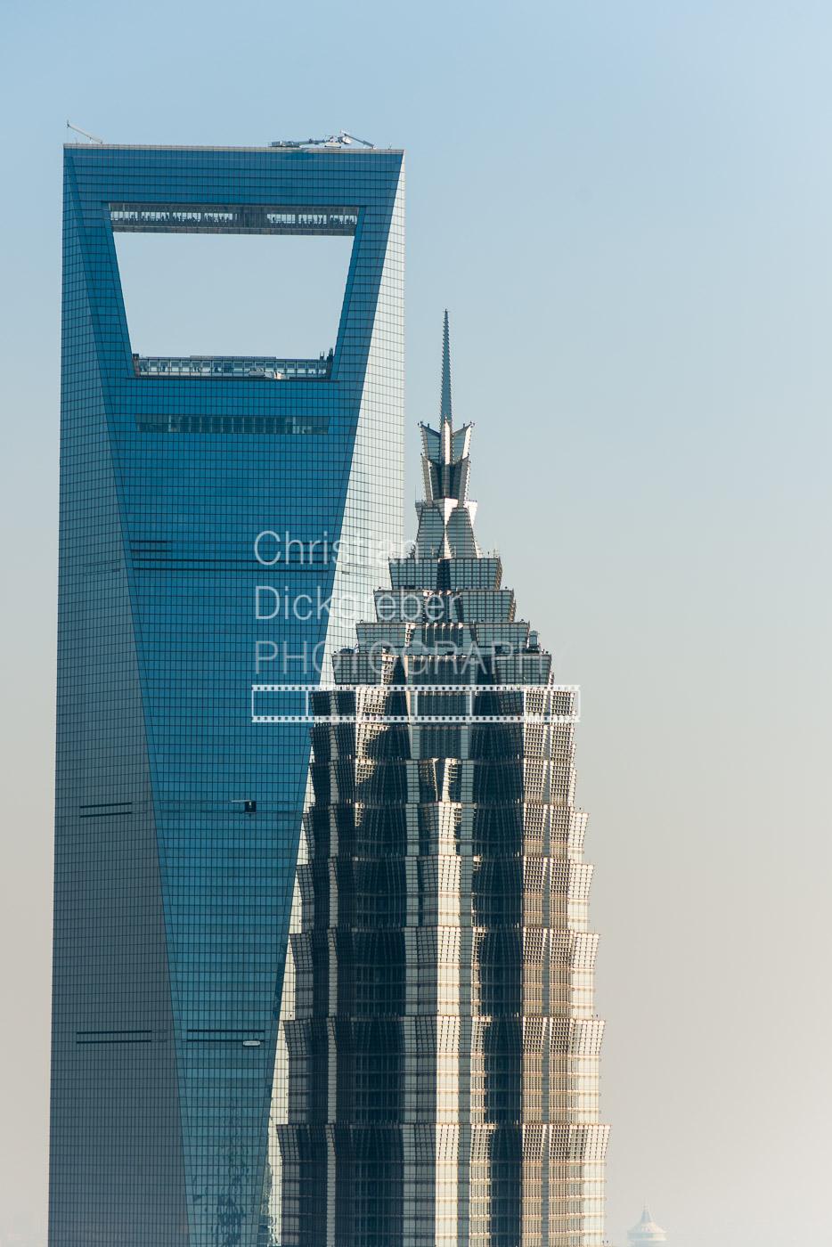 Shanghai Skyscrapers II