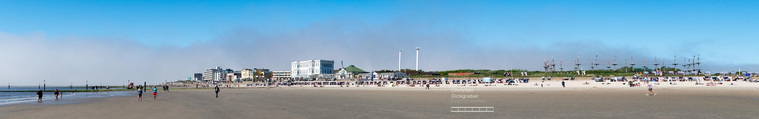 Norderney - Western Beach